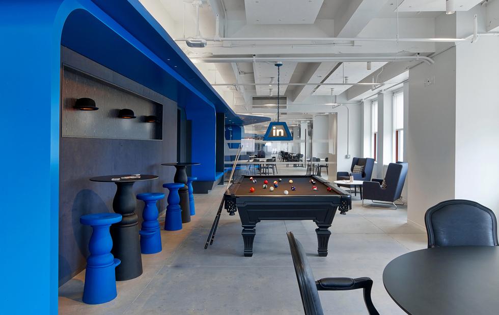 Linkedin New York Office