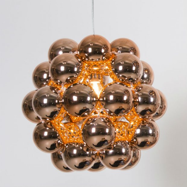 Beads-Penta-Copper