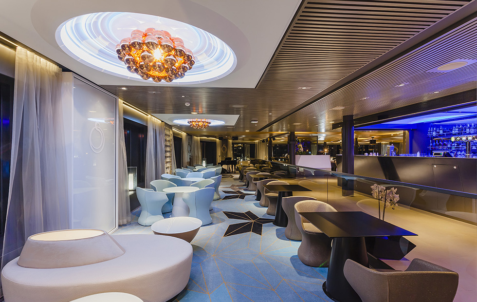 M/S Viking Grace restaurant