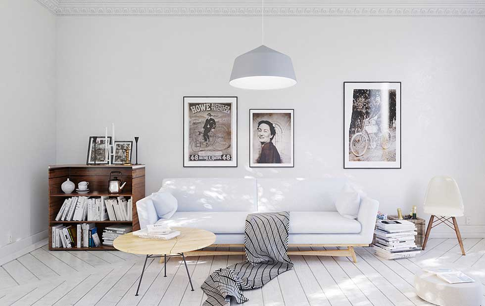 Scandinavian Residence