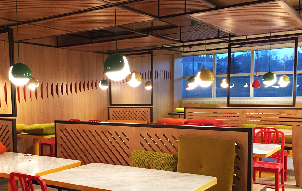 Co-Working Environments And The Importance Of Quality, Contemporary Lighting