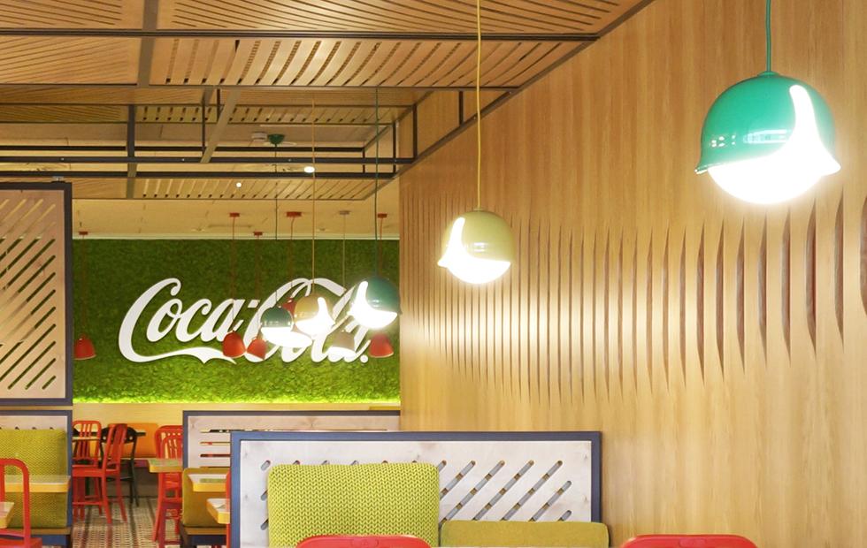 Coca-Cola Office Canteen