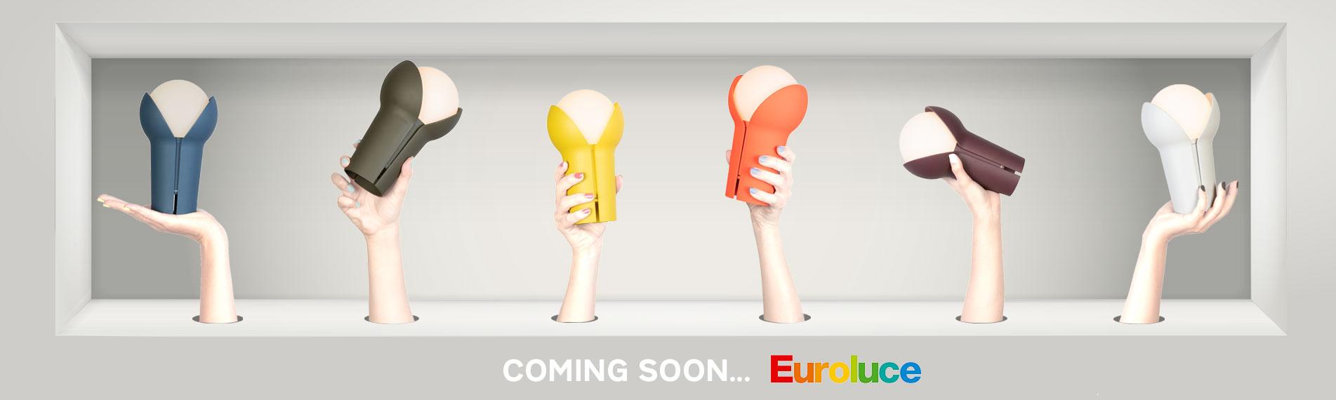 Euroluce, Milan 2019 Banner